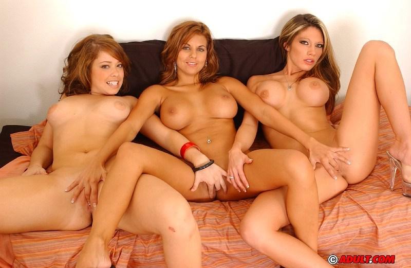 Три подруги порно фото